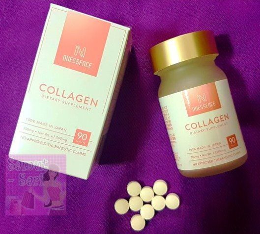 NuEssence Collagen Dietary Supplement