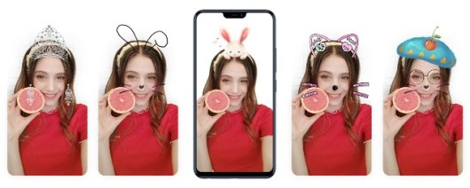 VIVO V9 AR stickers