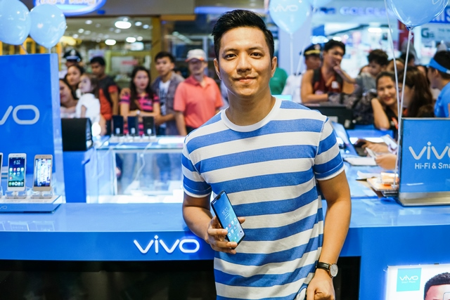 TJ Monterde Vivo V9 Mall Tour Cebu