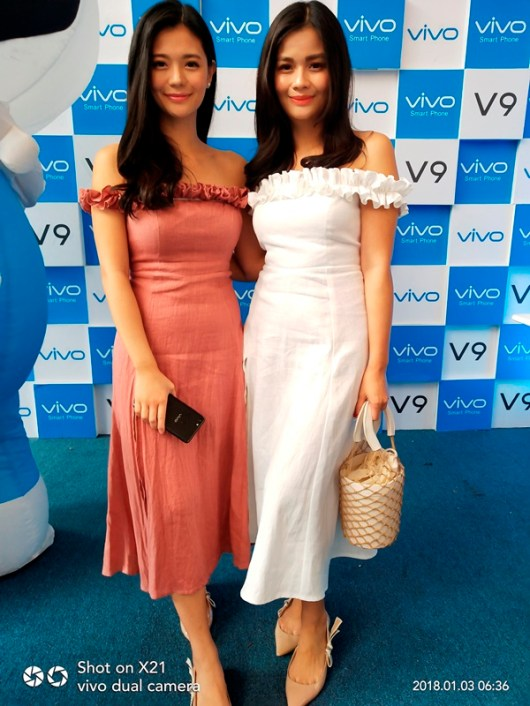 Vivo X21 Co-Presented at Bloggers United PH