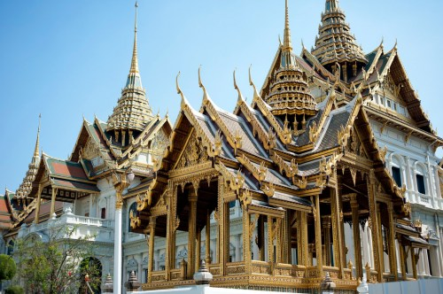 Thailand Grand Palace