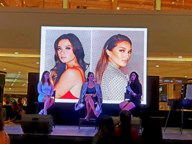 Women of Inglot Philippines Jennifer Lopez X Inglot Collection #GlowLikeJLo