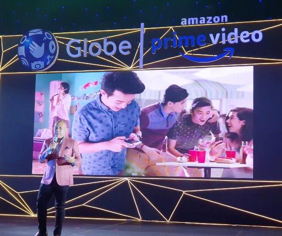 Ernest Cu, Get Premium 6 Months Amazon Prime with Globe Postpaid