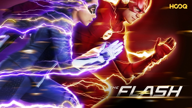 Latest Seasons of The Flash and Supergirl on HOOQ TV