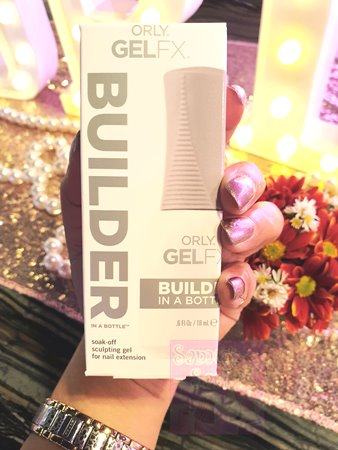 ORLY BEAUTY BUILDER in a Bottle