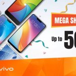 VIVO Sale Shopee Mega Shopping Day