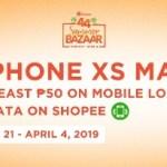 Shopee 4.4 Summer Bazaar
