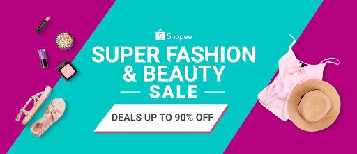 Shopee Makeover Madness 2019