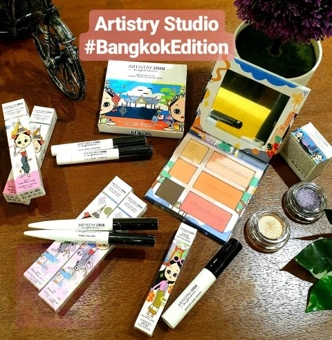 Amway Artistry Studio Bangkok Edition