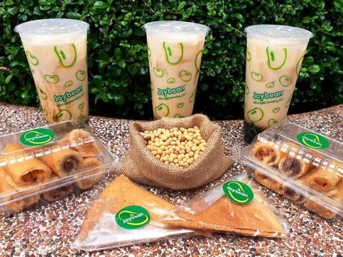 Joybean Pop Up Store Greenbelt