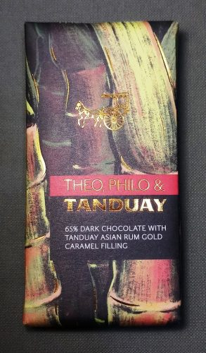 Tanduay Theo & Philo Chocolate