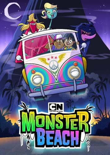 Monster Beach Cartoon Network