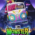 Monster Beach Cartoon Network