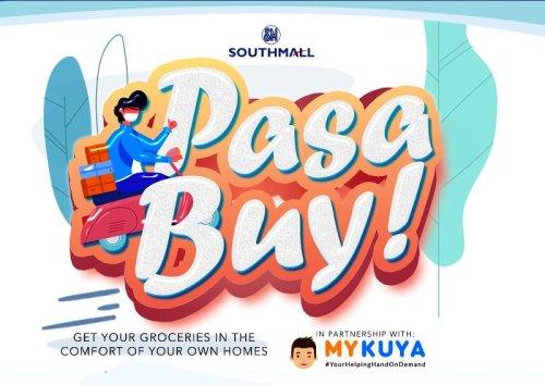 SM Southmall PasaBuy MyKuya App