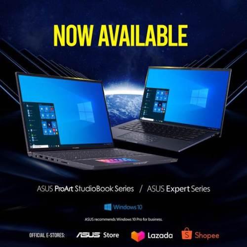 ASUS ProArt StudioBook Series and Expert Series