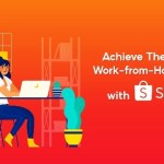 Work from Home with Shopee