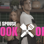 Nico and Solenn Spouse Cook-off