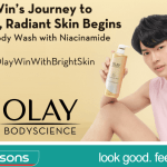 Bright and Win Olay BodyScience
