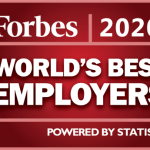 Brother as one of Forbes Worlds Best Employers
