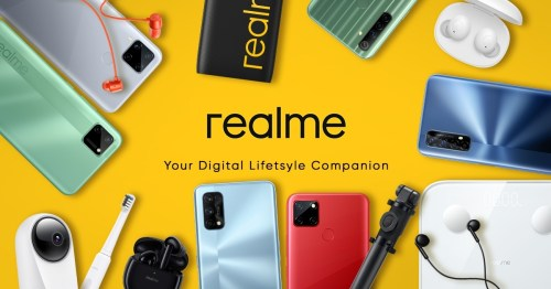 realme starts 2021 with multiple awards worldwide