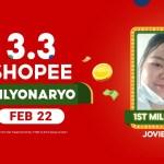 3.3 Shopee Milyonaryo
