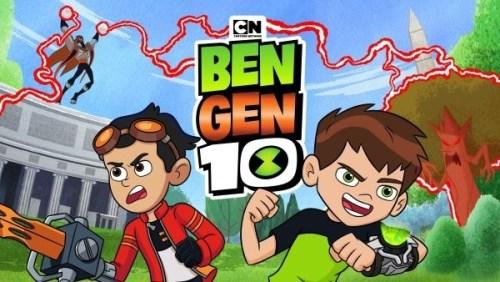 Ben Gen 10 Cartoon Network