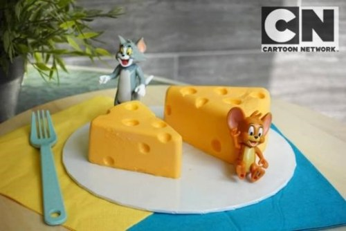 World Cheese Day Tom and Jerry