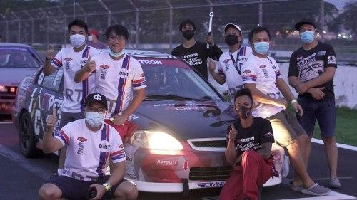 Petron Blaze Racing Team