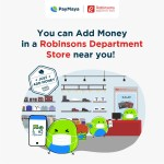 PayMaya-Robinsons Add Money