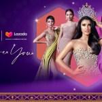 Miss Universe Philippines appoints Lazada official voting platform partner