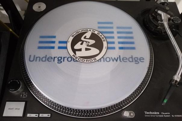 Website Design Portfolio: Underground Knowledge