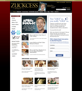 Zuckcess