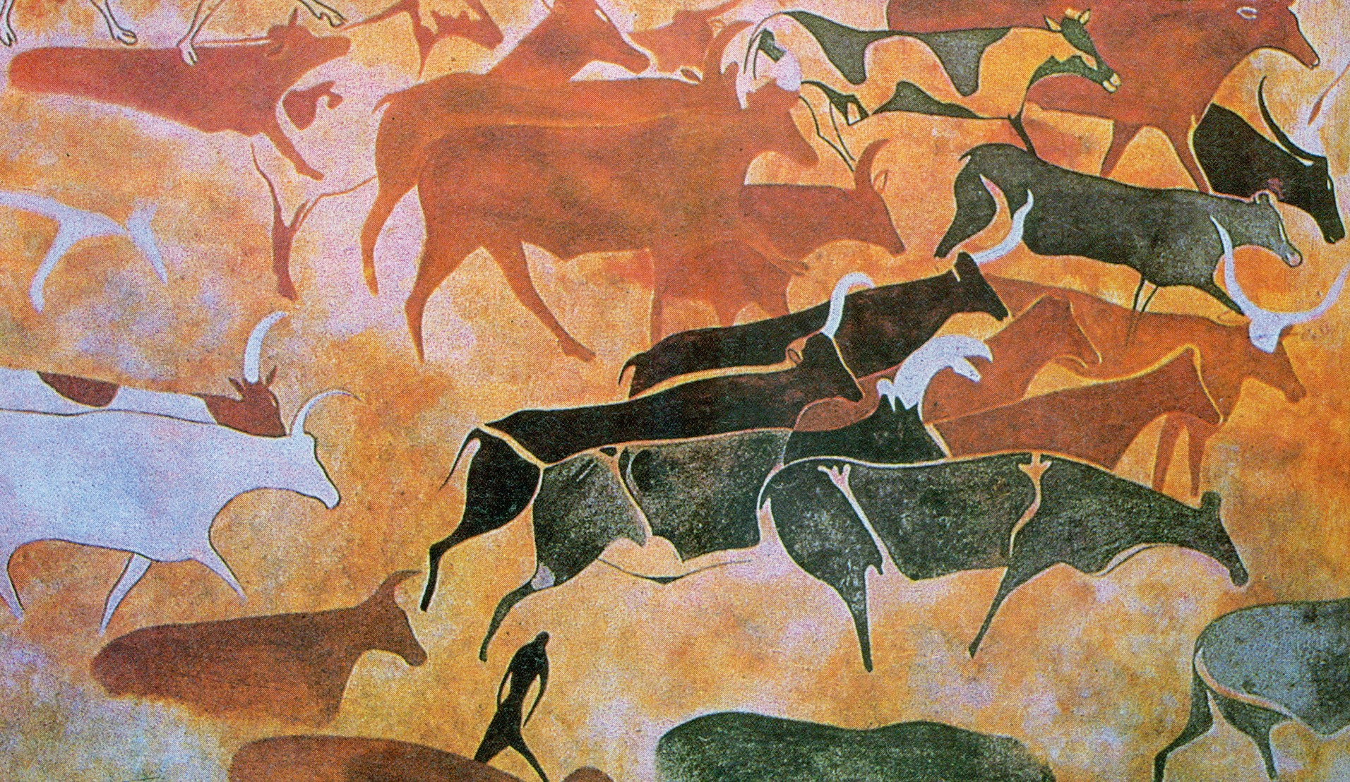 cave paintings and shamanism