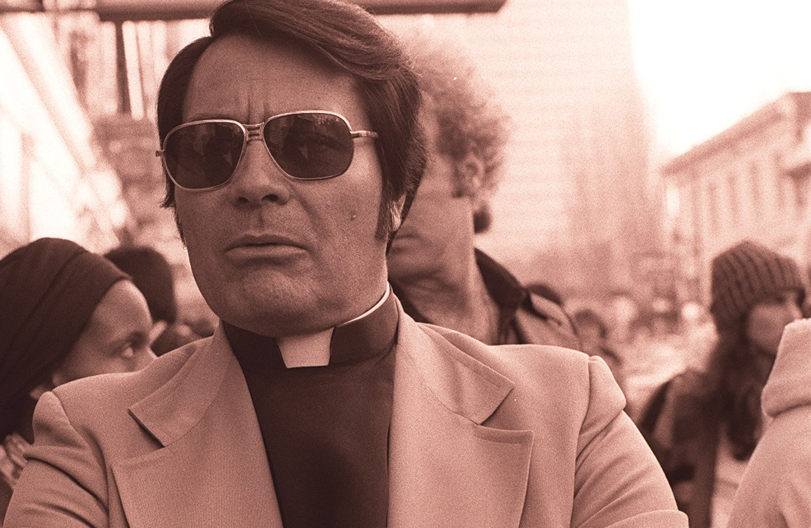 Jim Jones cult