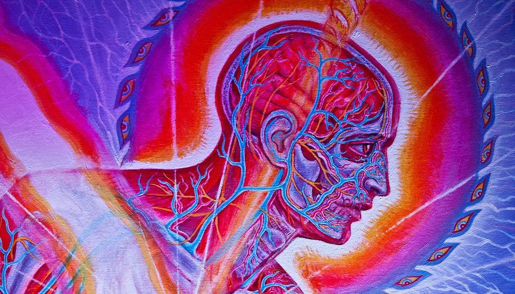 psychedelic ego
