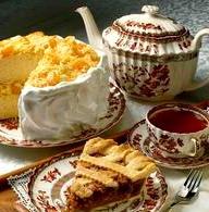 Tradición de tomar el té
