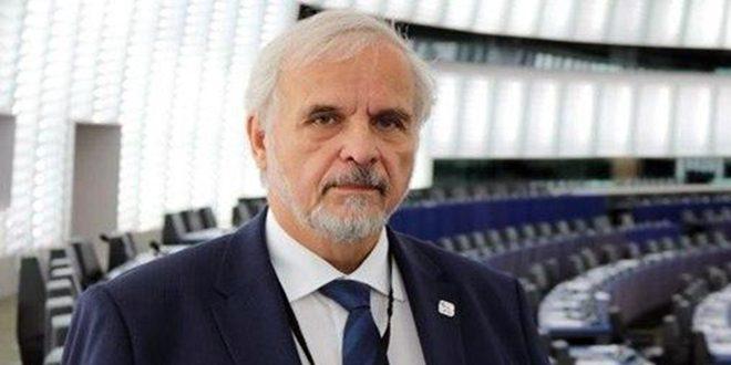 European Parliament member says Erdogan regime involved in supporting terrorism
