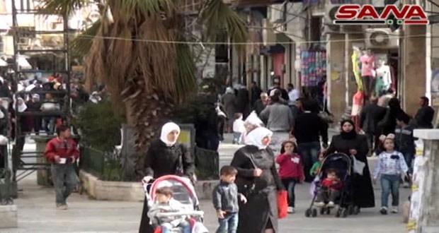 la madre siria