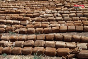 4 TONS OF C-4 U.S. MANUFACTURED FOUND IN DER'AH AND STORED BY ISIS!!!  SAA GRINDS NUSRA IN BOTH HAMA AND IDLIB 1