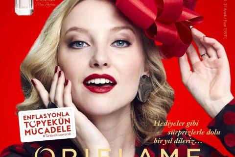 Oriflame Katalog Kozmetik