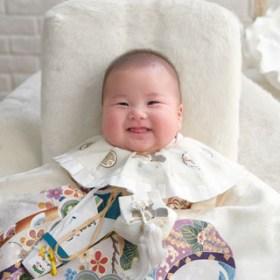 お宮参り 百日 赤ちゃん 百日記念
