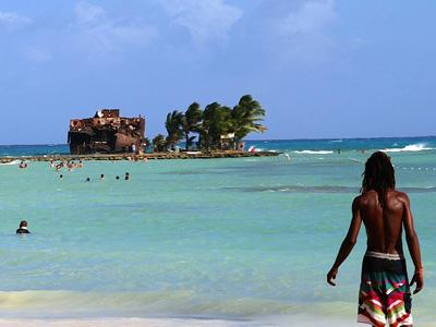 Image result for rocky cay san andres