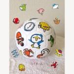 八景島シーパラダイスや各地水族館にて販売のトイボールのデザインをさせて頂きました
