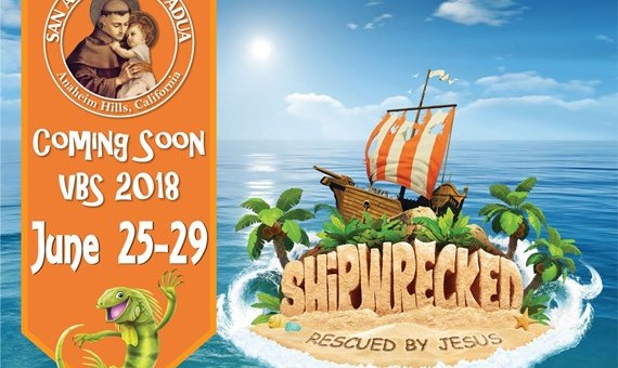 VBS Shipwrecked