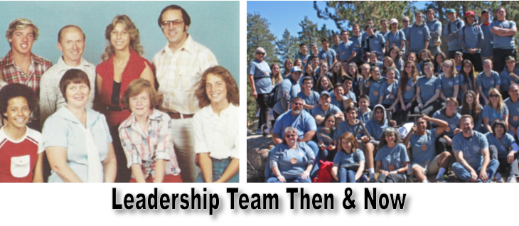 Then & Now: Teen Club to Youth Ministry