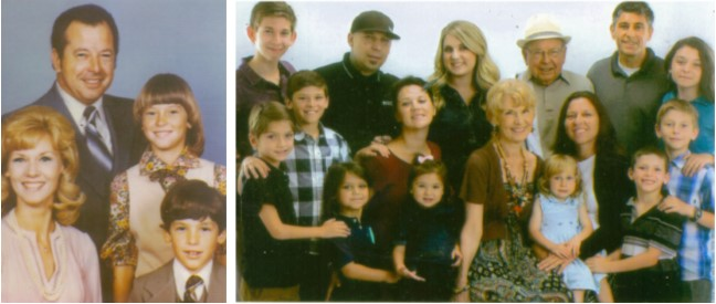 Then & Now: Dovalina Family
