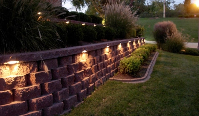 Outdoor Home Structure Wall Amp Patio Lighting San