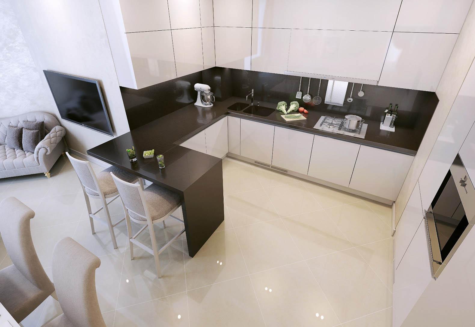 Vedrai, quest'angolo che sa di casa sarà apprezzatissimo dai tuoi clienti. Cucina Con Angolo Bar Una Moda Che Ritorna Sanasi Cucine