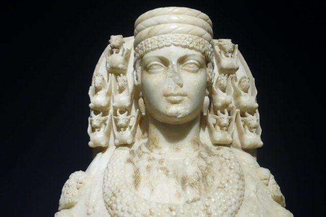 """Efes Müzesi """"Artemis Heykeli"""""""