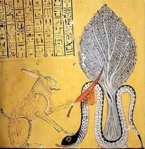 Resim 8: Apofis'in öldürülüşü